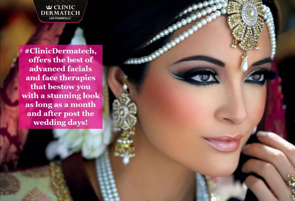 Clinic Dermatech offers advanced facials and face therapies.